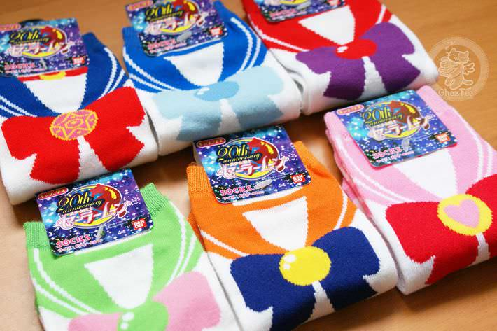 boutique kawaii shop france chezfee com chaussette kawaii sailor moon bandai authentique sailors3