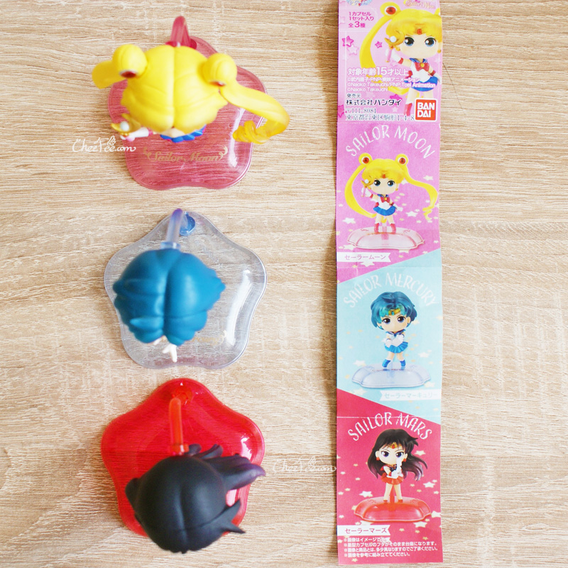 boutique kawaii shop chezfee gashapon sailor moon figurine trinkle statue 6