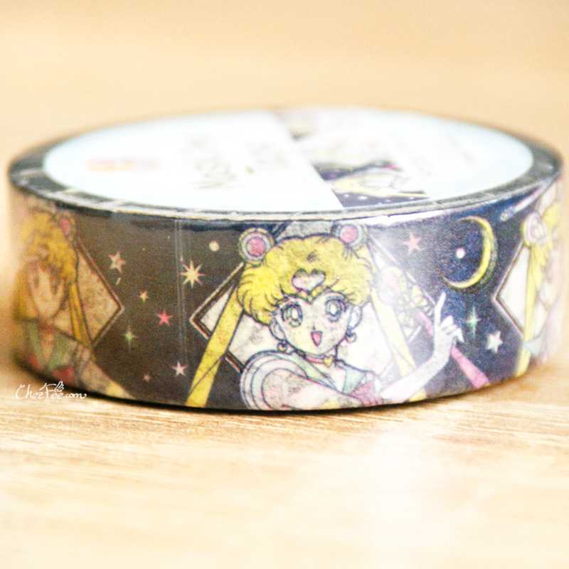 boutique kawaii shop chezfee france papeterie masking tape sailor moon officiel usagi 4