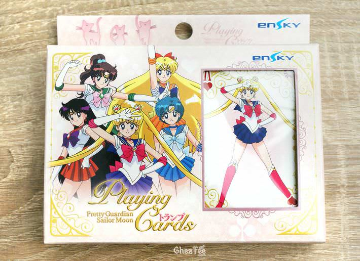 boutique kawaii shop cute chezfee france sailor moon officiel jeu cartes 1