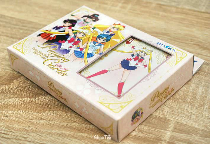 boutique kawaii shop cute chezfee france sailor moon officiel jeu cartes 3