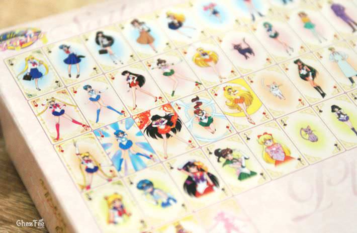 boutique kawaii shop cute chezfee france sailor moon officiel jeu cartes 6