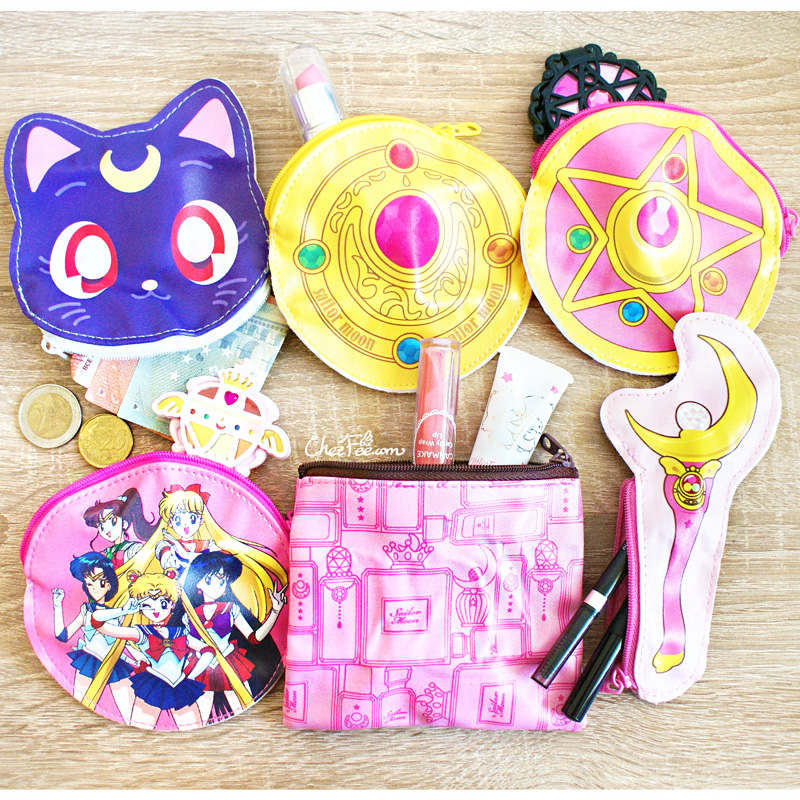 boutique kawaii shop cute sailor moon officiel gashapon pochette 4