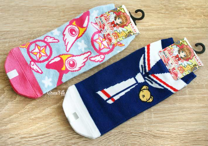 boutique kawaii shop cute authentique nhk officiel chaussettes sock cardcaptor sakura 1