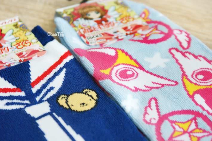 boutique kawaii shop cute authentique nhk officiel chaussettes sock cardcaptor sakura 5