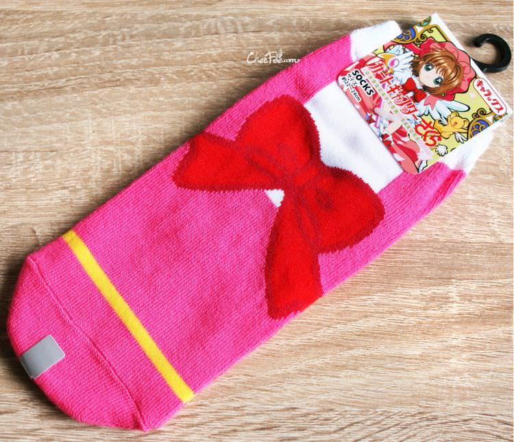 boutique kawaii shop cute authentique nhk officiel chaussettes sock cardcaptor sakura robe 4