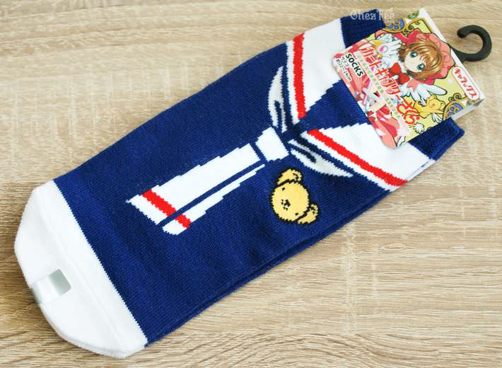 boutique kawaii shop cute authentique nhk officiel chaussettes sock cardcaptor sakura uniforme 1