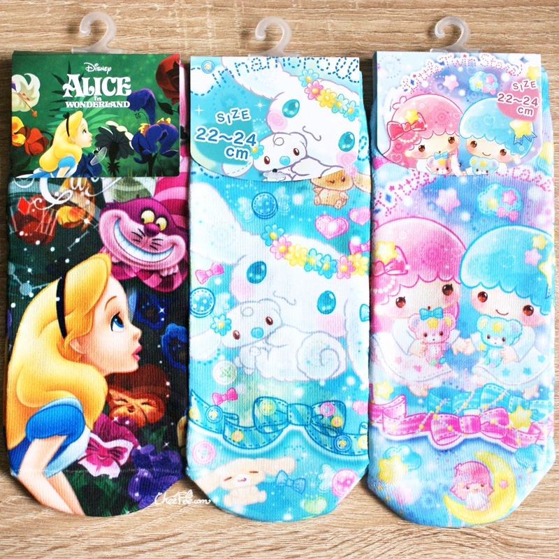 boutique kawaii shop france chezfee authentique disney sanrio officiel idee cadeau jolies chaussettes kawaii 1
