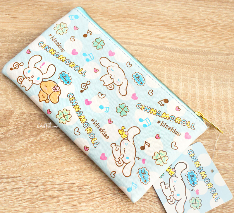 boutique kawaii shop papeterie chezfee sanrio officiel authentique cinnamoroll trousse pochette 1