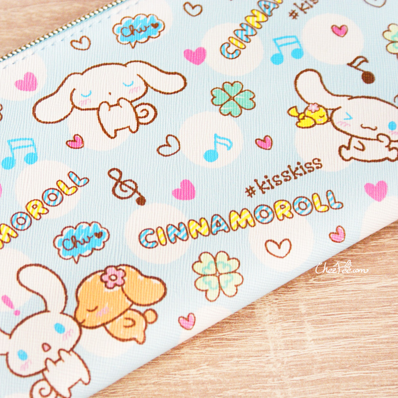 boutique kawaii shop papeterie chezfee sanrio officiel authentique cinnamoroll trousse pochette 3