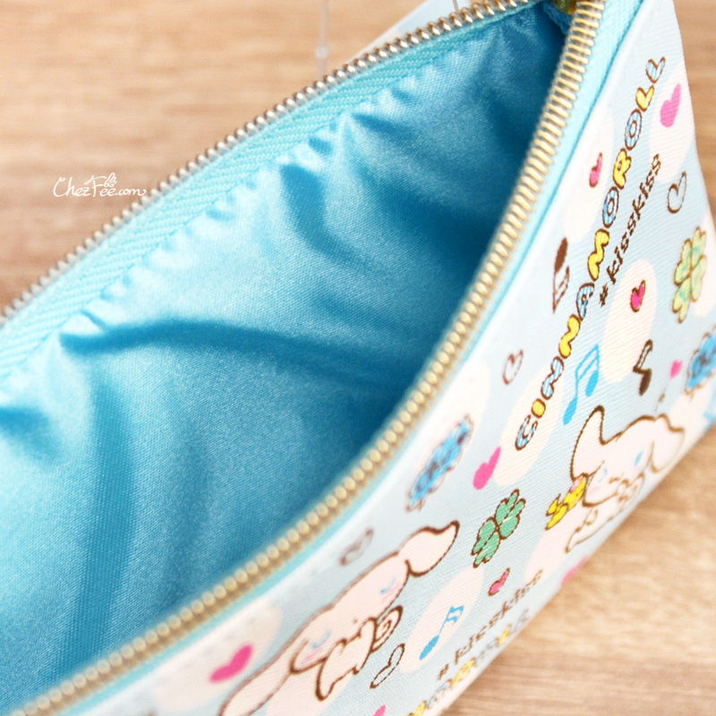 boutique kawaii shop papeterie chezfee sanrio officiel authentique cinnamoroll trousse pochette 4