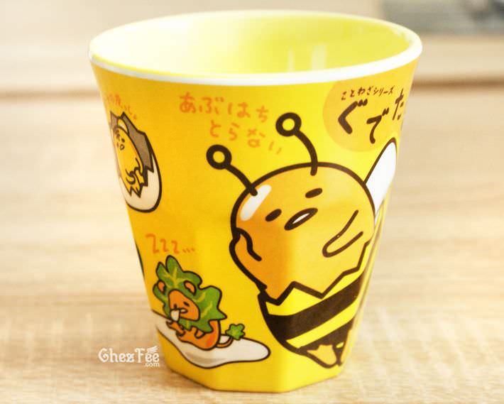 boutique kawaii shop cute france japon chezfee gobelet melamine sanrio authentique gudetama 1