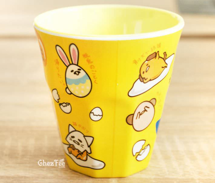 boutique kawaii shop cute france japon chezfee gobelet melamine sanrio authentique gudetama 2