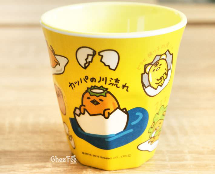 boutique kawaii shop cute france japon chezfee gobelet melamine sanrio authentique gudetama 3