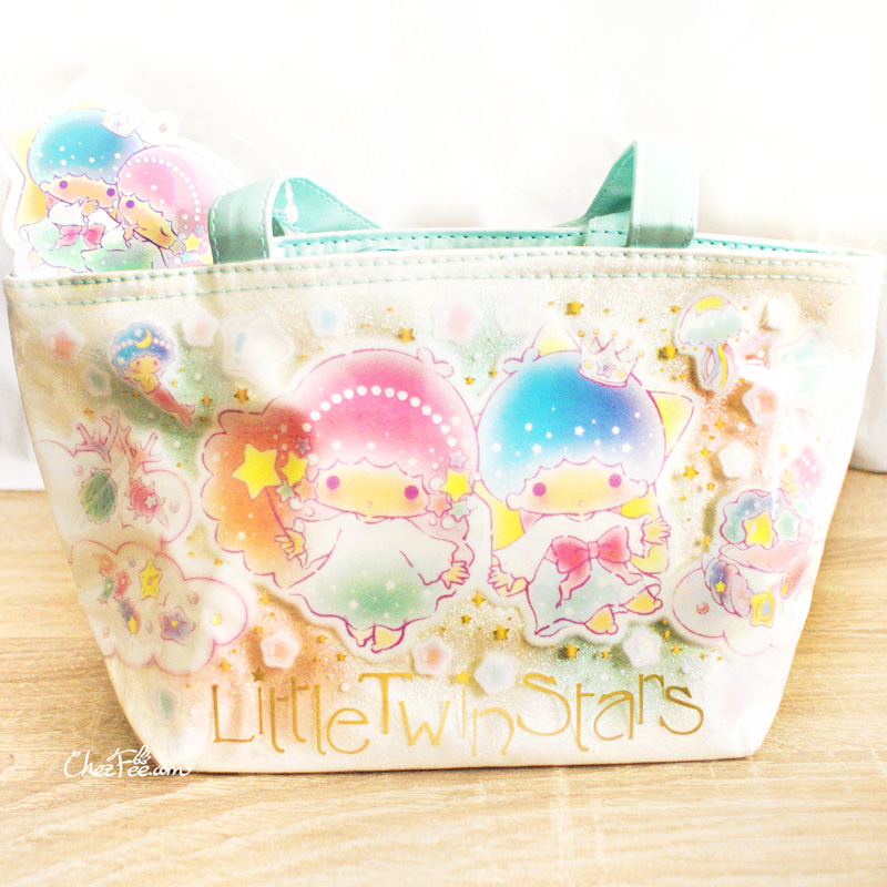 boutique kawaii shop chezfee sanrio little twin stars sac bento lolita 1