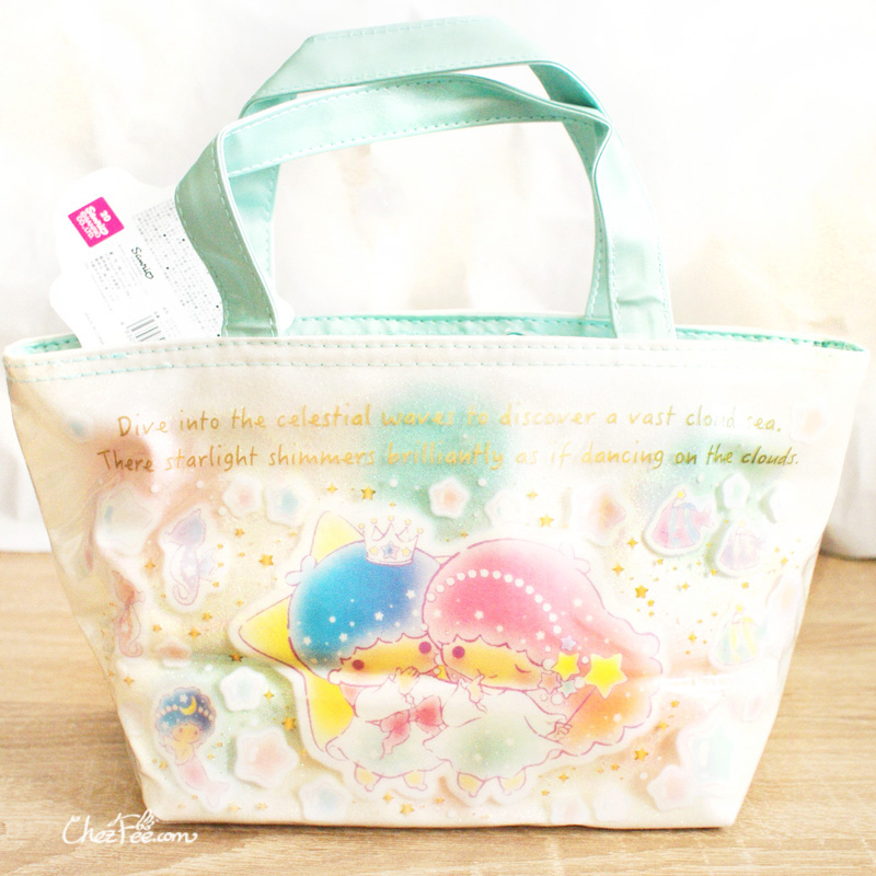 boutique kawaii shop chezfee sanrio little twin stars sac bento lolita 2