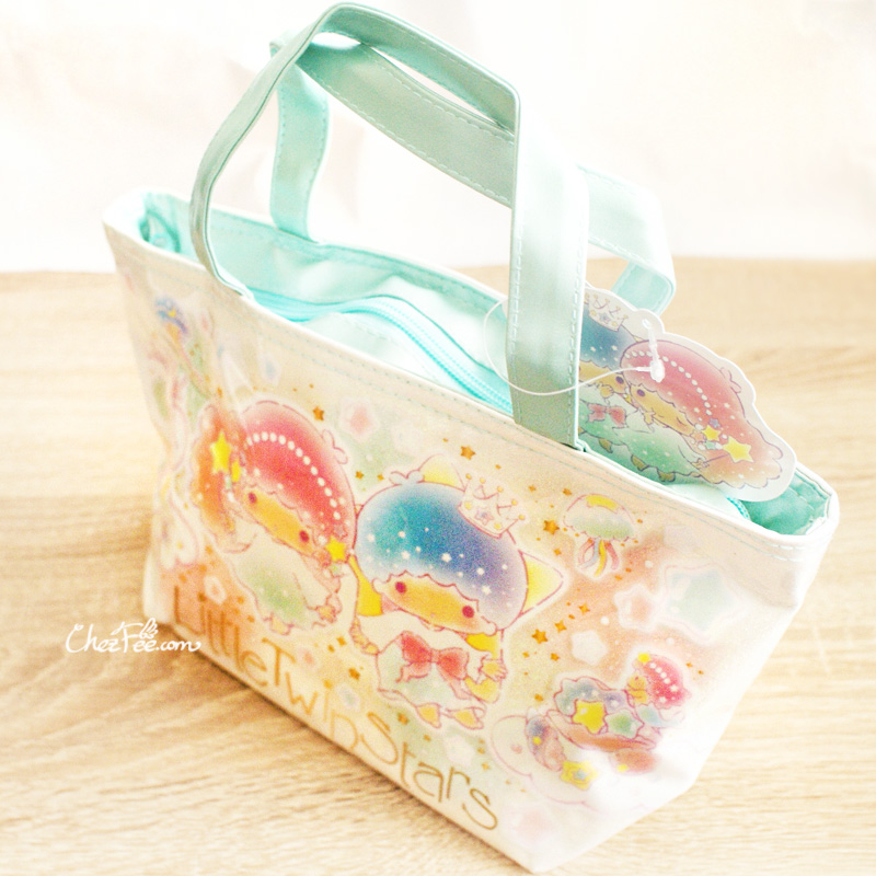 boutique kawaii shop chezfee sanrio little twin stars sac bento lolita 3