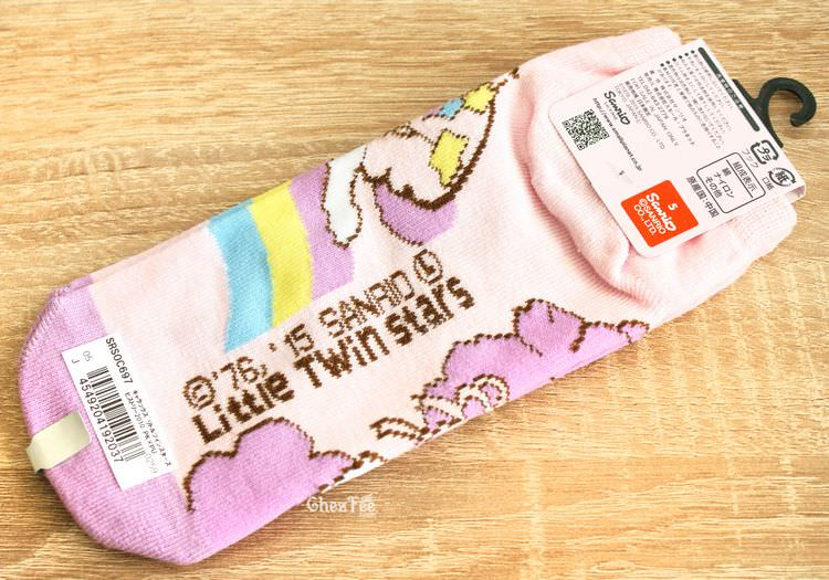 boutique kawaii shop chezfee sanrio little twin stars licorne chaussettes 4