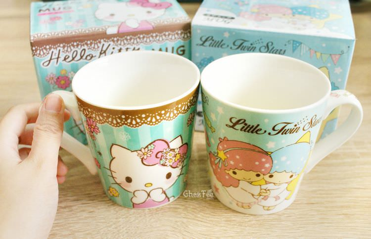 boutique kawaii shop chezfee sanrio little twin stars hello kitty mug 8