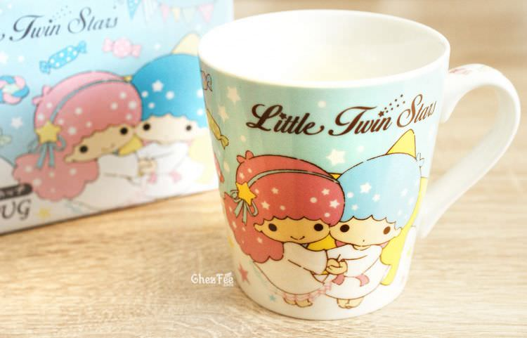 boutique kawaii shop chezfee sanrio little twin stars mug 1