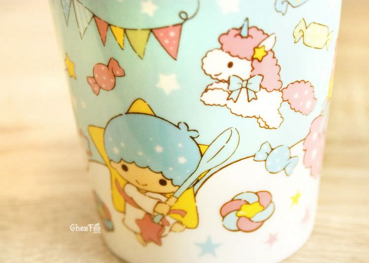 boutique kawaii shop chezfee sanrio little twin stars mug 2