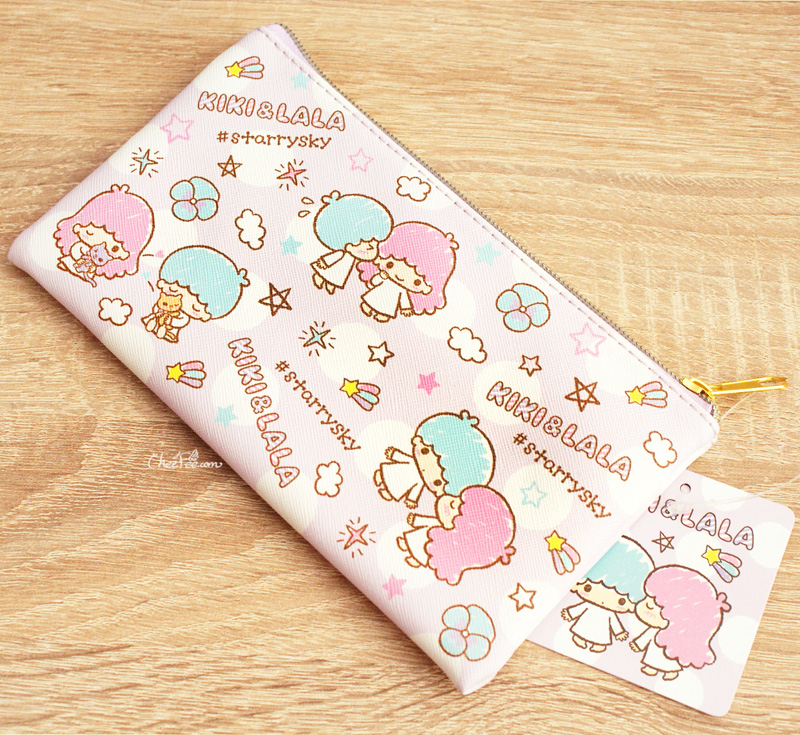 boutique kawaii shop papeterie chezfee sanrio officiel authentique little twin stars trousse pochette 1