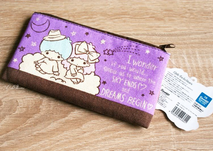 boutique kawaii shop papeterie chezfee sanrio officiel little twin stars trousse 2