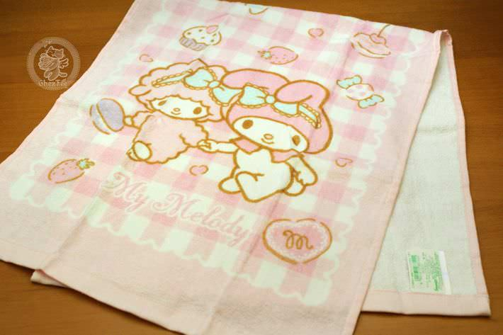 boutique kawaii shop cute lolita sanrio mymelody lapin grande serviette2