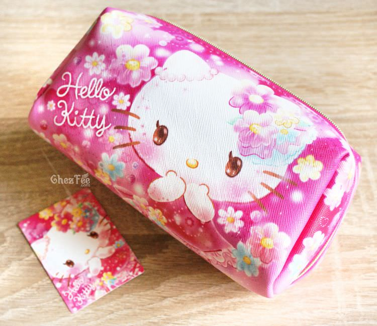 boutique kawaii shop chezfee trousse japonaise sanrio licence authentique hello kitty 1