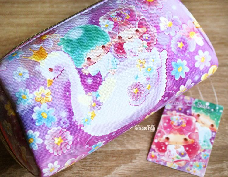boutique kawaii shop chezfee trousse japonaise sanrio licence authentique little twin stars 3