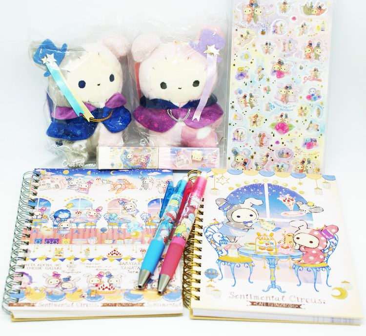 boutique kawaii shop cute chezfee sanx officiel sentimental circus cafe 1