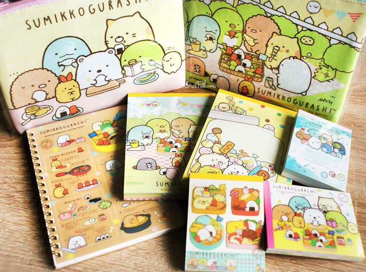 boutique kawaii shop france chezfee japonais papeterie sanx officiel sumikko gurashi 1
