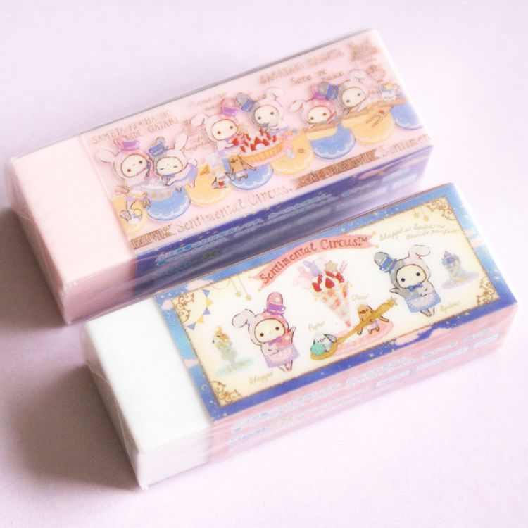 boutique kawaii shop chezfee papeterie japonais gomme sanx sentimental circus cafe 3