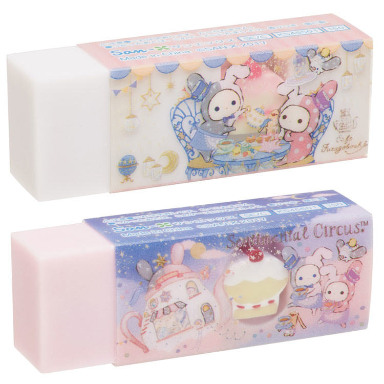 boutique kawaii shop chezfee papeterie japonais gomme sanx sentimental circus cafe 4