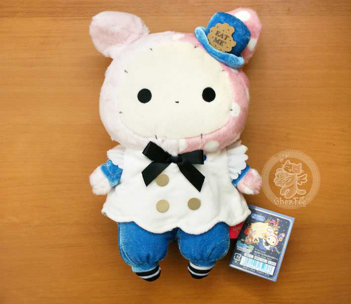 boutique kawaii shop chezfee com peluche sanx authentique sentimental circus alice1