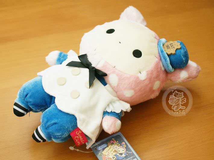 boutique kawaii shop chezfee com peluche sanx authentique sentimental circus alice2