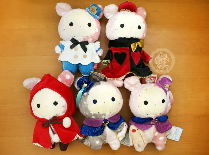 boutique kawaii shop cute chezfee com peluche sanx authentique sentimental circus1