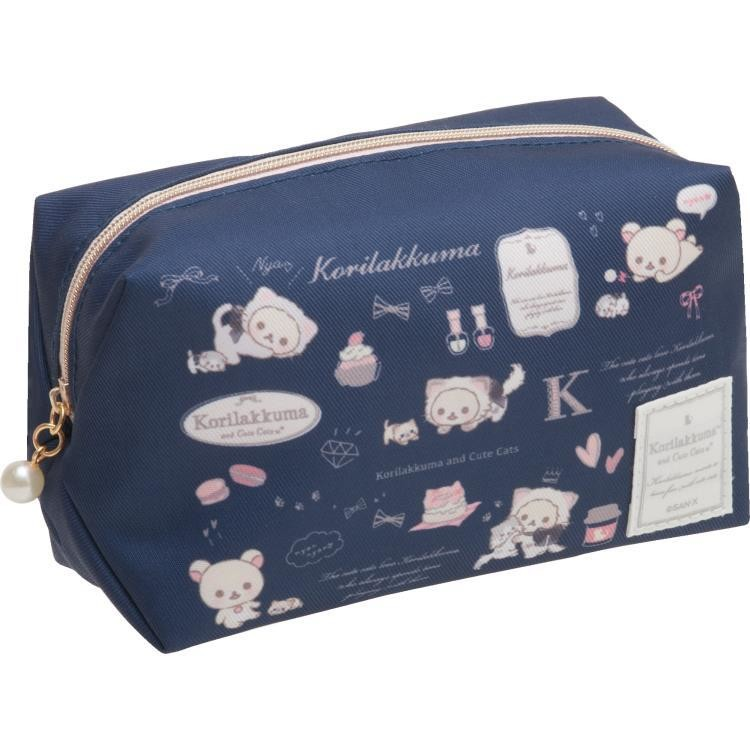 boutique kawaii shop cute chezfee sanx officiel korilakkuma chat neko trousse maquillage 1