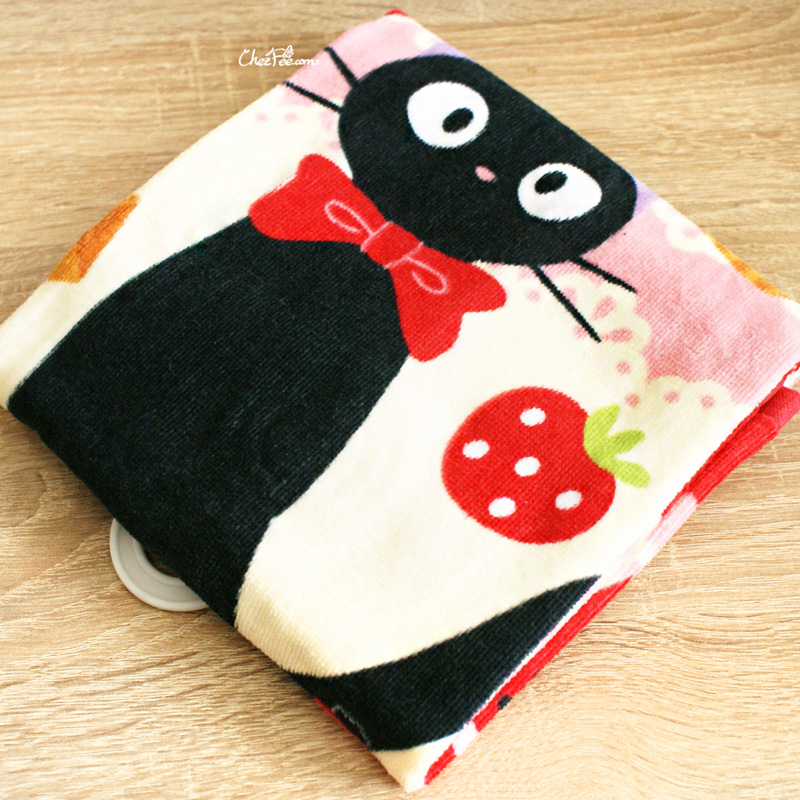 boutique kawaii shop france chezfee studio ghibli officiel grande serviette jiji chat noir 4