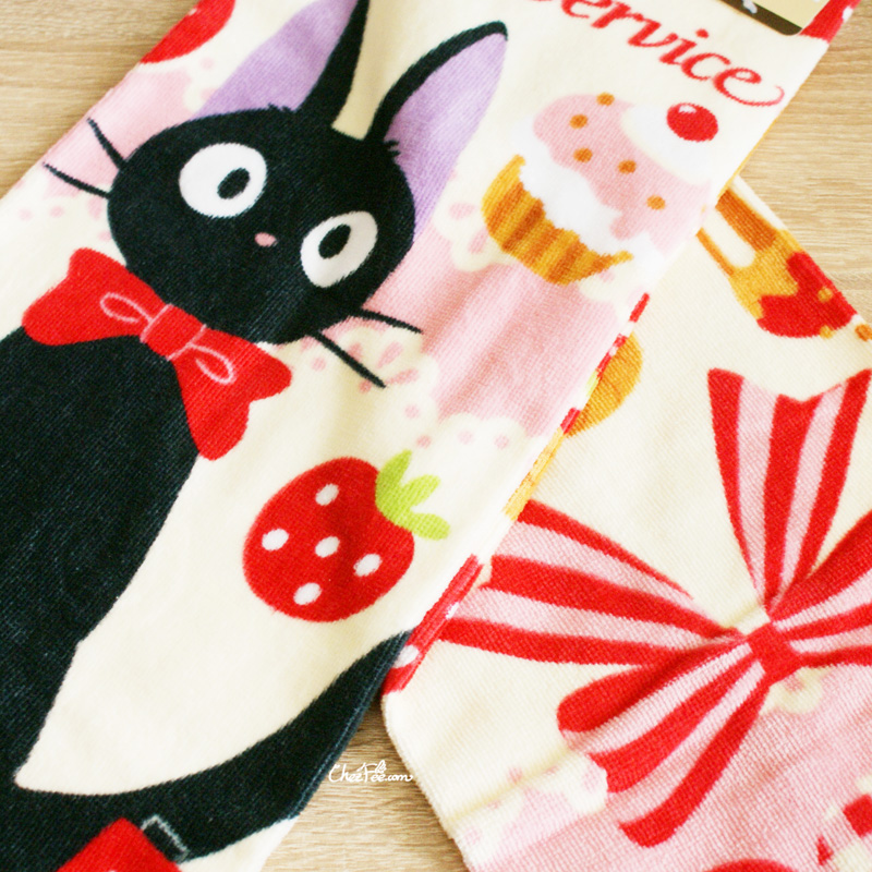 boutique kawaii shop france chezfee studio ghibli officiel grande serviette jiji chat noir 5