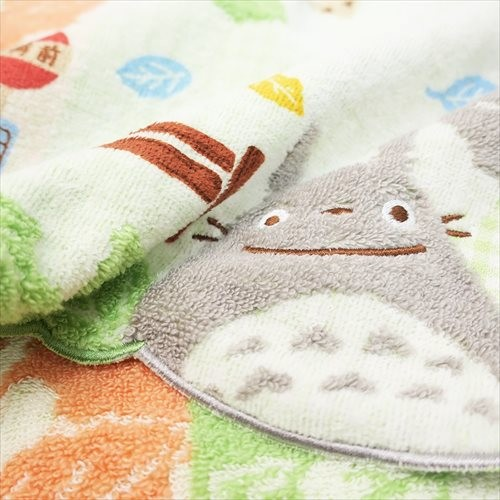 boutique kawaii shop france chezfee studio ghibli officiel totoro serviette arret bus L 3