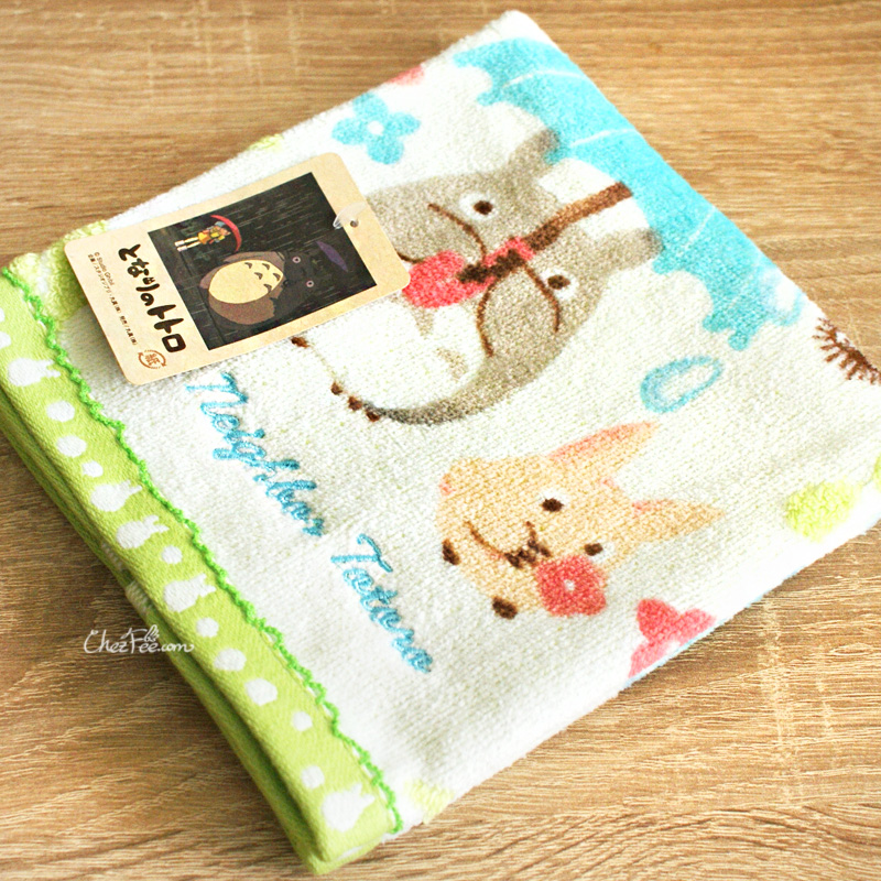 boutique kawaii shop france chezfee studio ghibli officiel totoro serviette sakura 4