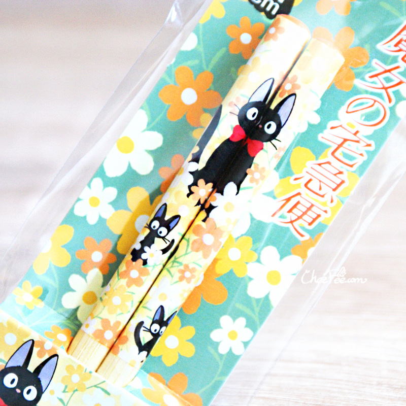 boutique kawaii shop chezfee studio ghibli officiel jiji fleurs baguettes bambou 5