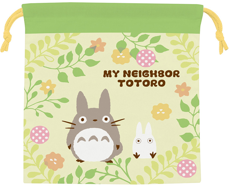 boutique kawaii shop chezfee studio ghibli officiel totoro foret pochon sac vrac 1