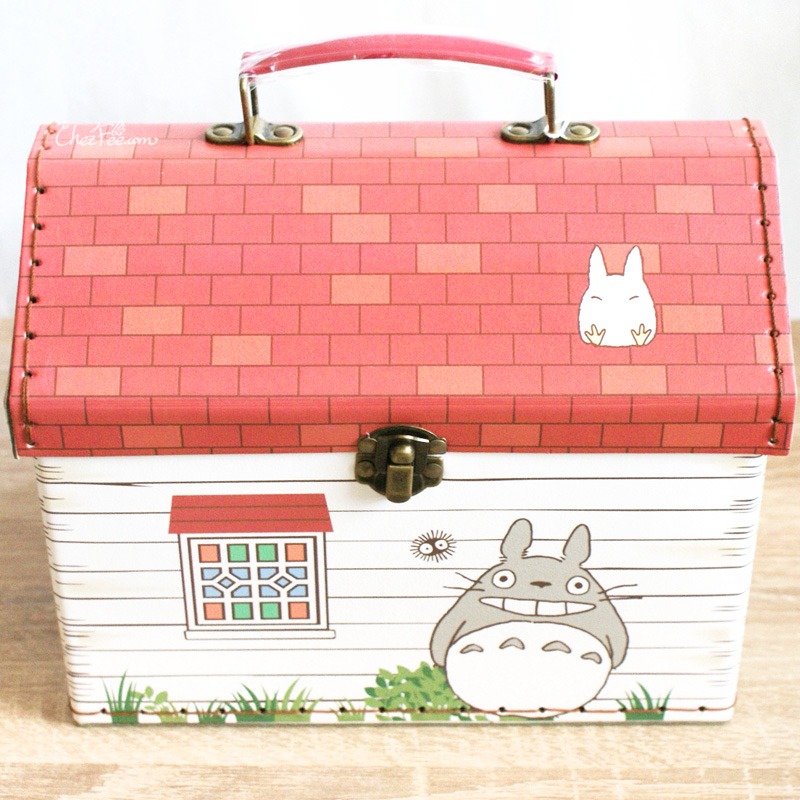 boutique kawaii shop france chezfee studio ghibli officiel boite valissette maison totoro 1