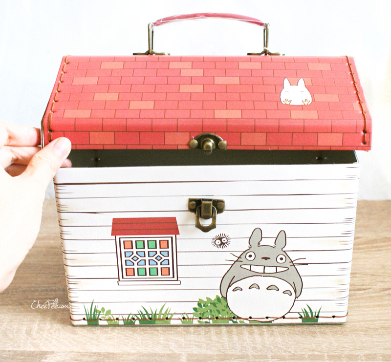 boutique kawaii shop france chezfee studio ghibli officiel boite valissette maison totoro 7
