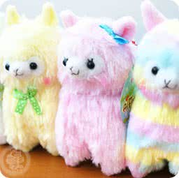 boutique-kawaii-shop-en-ligne-mignon-chezfee-com-peluche-amuse-japonais-lama-alpaga-alpacasso-rainbow-authentique