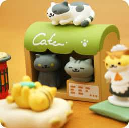 boutique-kawaii-shop-france-chezfee-com-gachapon-japonais-cat-neko-atsume-figurine-authentique