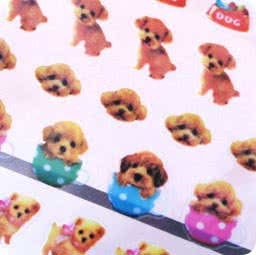 autocollant-mignon-sticker-kawaii-japonais-papeterie-boutique-kawaii-chezfee-com-q-lia-phototrip-japon-chien