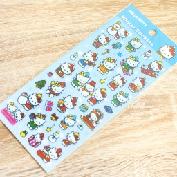 boutique-kawaii-france-chezfee-autocollant-sticker-sanrio-authentique-hellokitty-noel-1